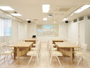 東京・築地にサロンスペース「Share Space築地~ichigoen~」をオープンいたしました